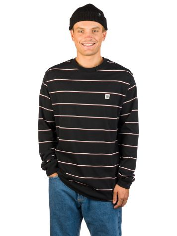 Ninth Hall Replay Stripe T-Shirt LS