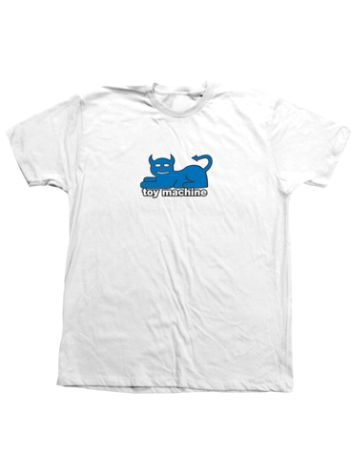Toy Machine Devil Cat 19 90's T-Shirt