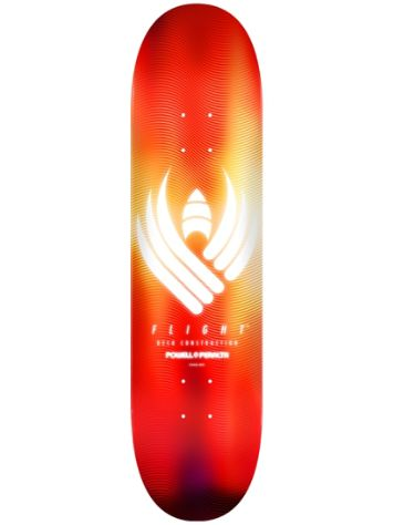 Powell Peralta Flight Shape 242 8.0 Glow Skate Deck
