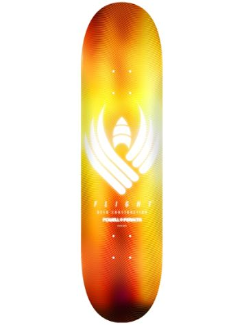 Powell Peralta Flight Shape 249 8.5 Glow Skate Deck