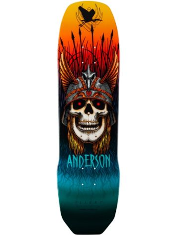 "Powell Peralta Andy Anderson Heron 9.125"" Skate Deck"