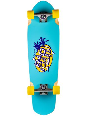 "RAD Board Co. So Surf 9.125"" x 32"" Cruiser Complete"