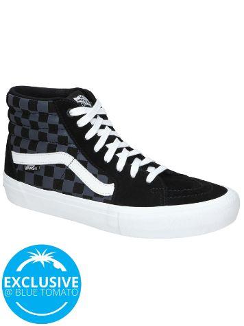 f7cb6c78756 64,95; Nieuw Vans Reflective Checkerboard Sk8-Hi Pro Skateschoenen