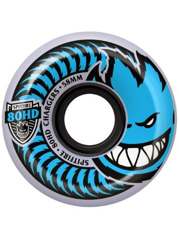 Spitfire Chargers Conical Clear 54mm 80HD