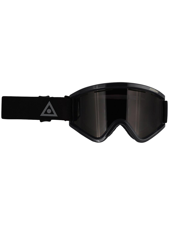 Ashbury Blackbird Black Triangle (+Bonus Lens) black smoke