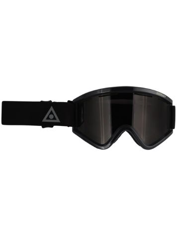 Ashbury Blackbird Black Triangle (+Bonus Lens) Goggle