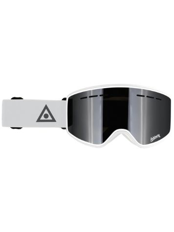 Ashbury Mirage Grey Triangle (+Bonus Lens) Goggle