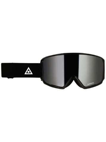 Ashbury Arrow Black Triangle (+Bonus Lens) Goggle