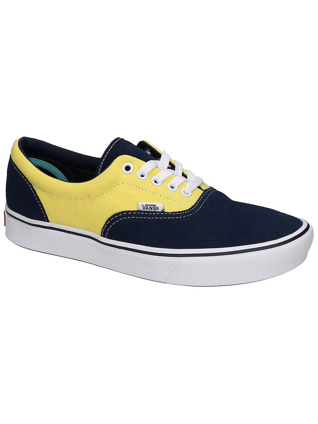 Vans Suede/Canvas ComfyCush Era Sneakers dress blue
