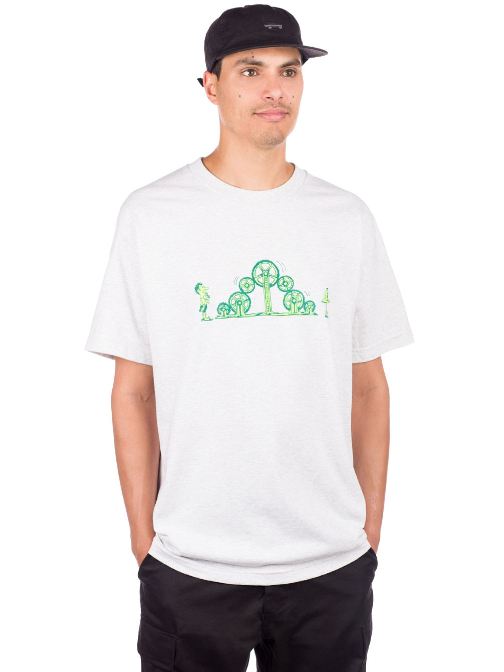 Crazy Lenghts T-Shirt