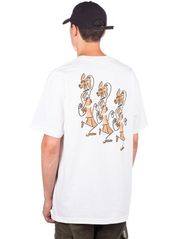 Pass Port Dancing Steps T-Shirt