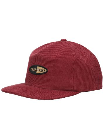 Pass Port Pharmy 5 Panel Cap