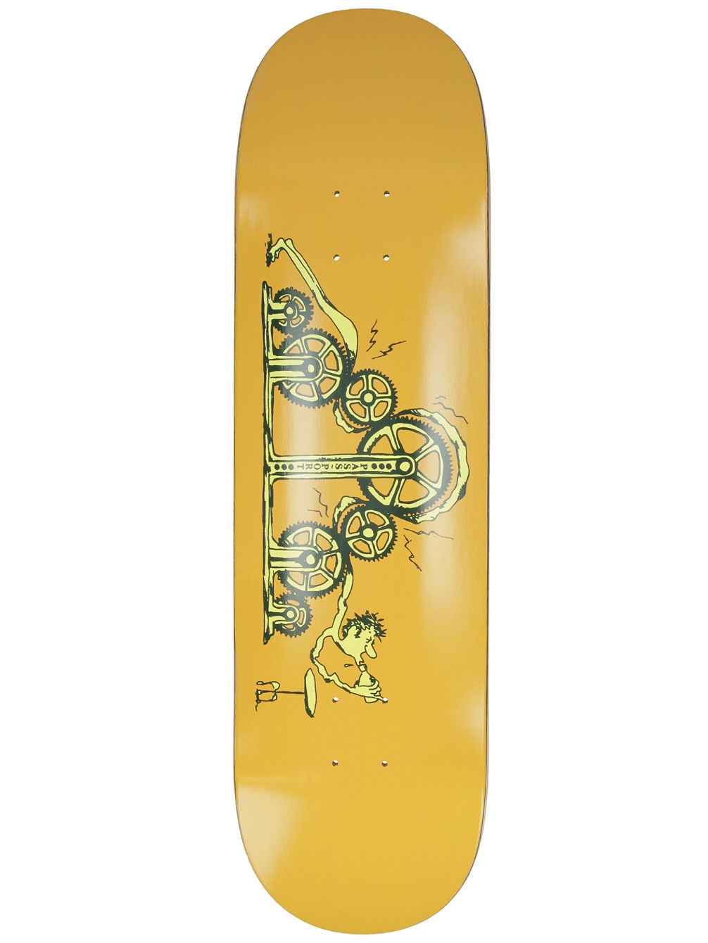 "Crazy Lengths Commitment 8.5"" Skate Deck"