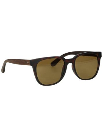 Take A Shot Lucy Walnut Sonnenbrille