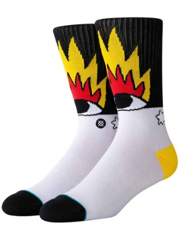 Stance Fire And Eyes Ricardo Vacolo Socken