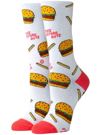 Stance Fries B4 Guys Crew Socken