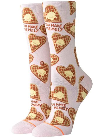 Stance You Make Me Melt Crew Chaussettes
