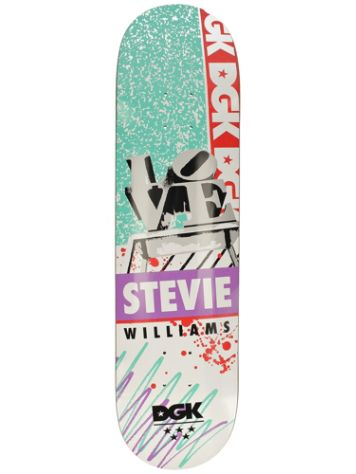 DGK Stevie Williams Jump 8.0 Skateboard Deck