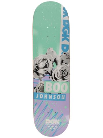 "DGK Boo Johnson Jump 8.25"" Skateboard Deck"