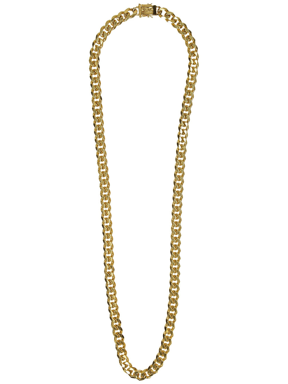 "Flat Cuban 30"" 10mm Link Chain"
