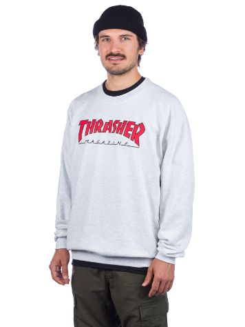Thrasher Outlined Crewneck Sweat