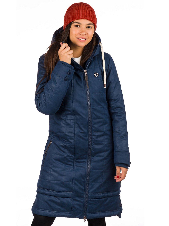 Kazane Katmai Jacket dress blue