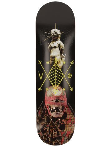 "Antiz Voodoo Hirsh 8.125"" Skateboard Deck"