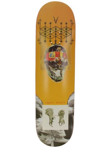 "Antiz Voodoo Partaix 8.0"" Skateboard Deck"