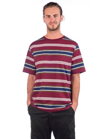 Zine Daze Stripe T-Shirt