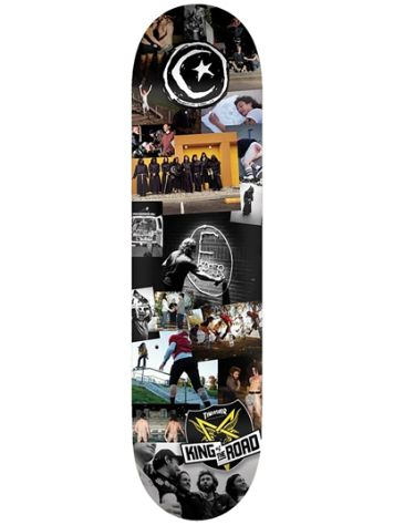"Foundation KOTR II 8.5"" Skateboard Deck"