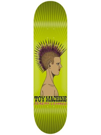 "Toy Machine Hairdo of Defiance Series 8.5"" Deck"
