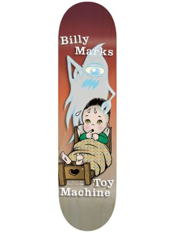 "Toy Machine Valentines Series 8.25"" Skateboard Deck"