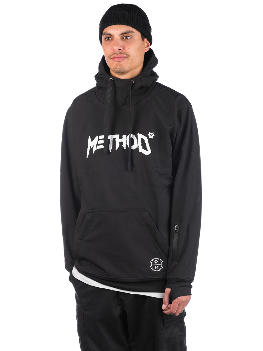Technical Shred Hoodie