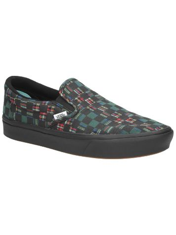 Vans Plaid Check UA ComfyCush Scarpe Slip On