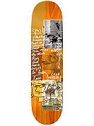 "Zion Postcards from Mark 8.5"" Skateboard Deck"