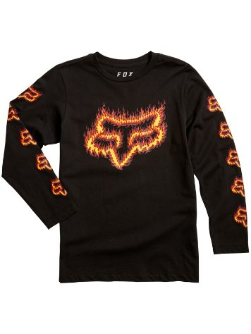 Fox Flame Head Longsleeve T-Shirt