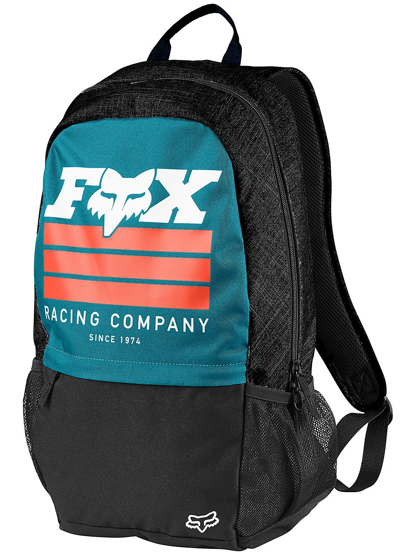 Image of Fox 180 Moto Backpack maui blue Uni