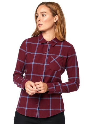 Fox Roost Flannel Camisa