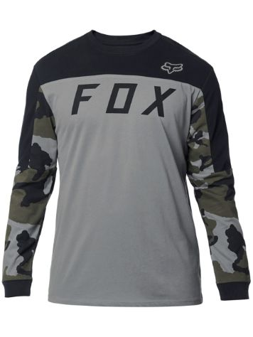 Fox Grizzled Tech Tee LS