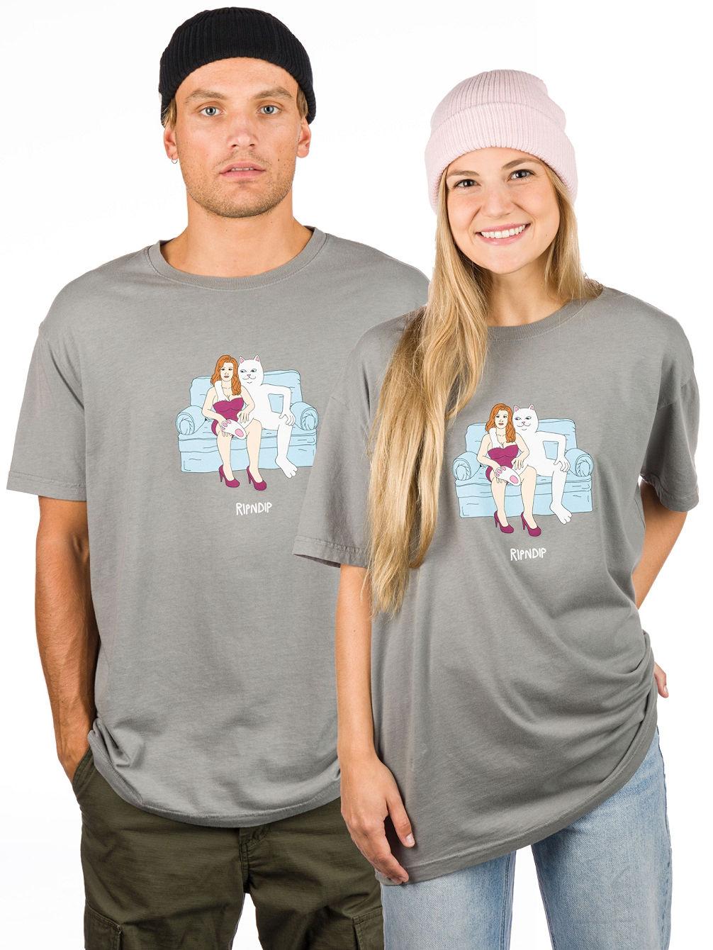 Achat Ripndip Inside Activities T-shirt En Ligne