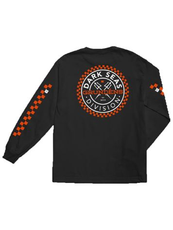 Dark Seas X Grundens Record Holder Long Sleeve T-S