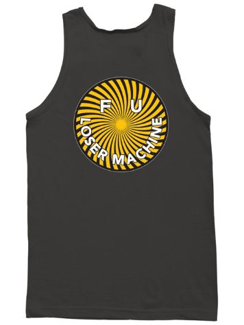 Loser Machine Smile Swirl Tank Top