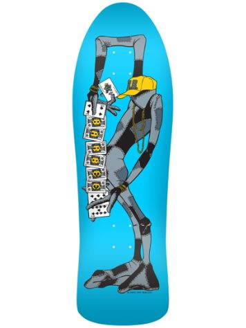 Powell Peralta Ray Barbee Ragdoll 10.0 Skateboard Deck