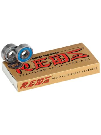 Bones Bearings Reds Big Balls Roulements