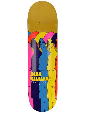 "Deathwish Neen Williams Women Of Color 8.0"" Deck"