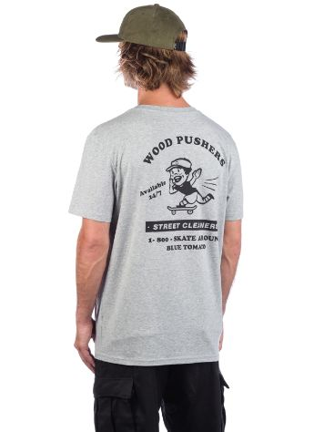 Blue Tomato Wood Pushers T-Shirt