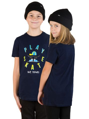 Blue Tomato Play Skate Camiseta