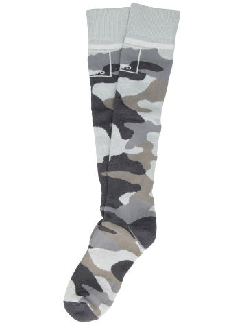 Blue Tomato Snow Camo Tech Socks