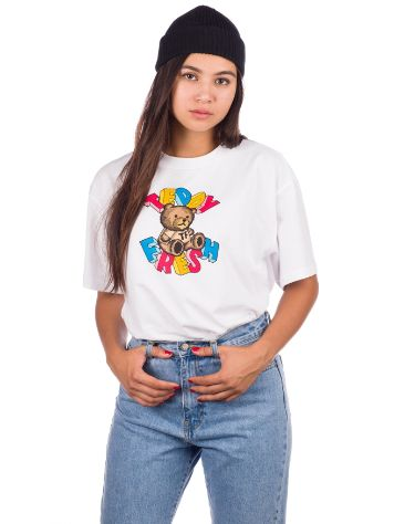 Teddy Fresh Teddy Blocks Screenprint T-Shirt