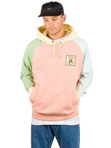 Teddy Fresh Classic Colorblock Pulover s Kapuco